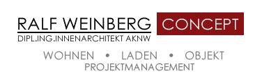 Concept - Wohnen, Laden, Objekt, Projektmanagement, Fertigung - Ralf Weinberg | Innenarchitekt